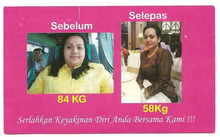 Testimonial slim diet 2 new image international malaysia New slimming world products